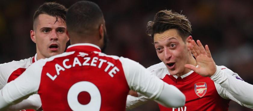 Arsenal - Huddersfield: Predictii pariuri Premier League