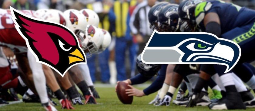 Στοίχημα στο Arizona Cardinals - Seattle Seahawks