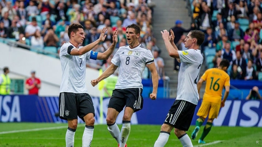 Прогноз на матч: Германия - Мексика