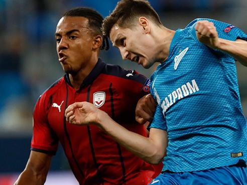 The Red: Лига Европы УЕФА. Групповой этап. Бордо - Зенит. Прогноз на матч.