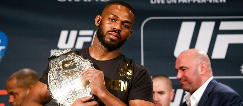 Джонс – Рейес: коэффициенты и ставки на бой UFC 247