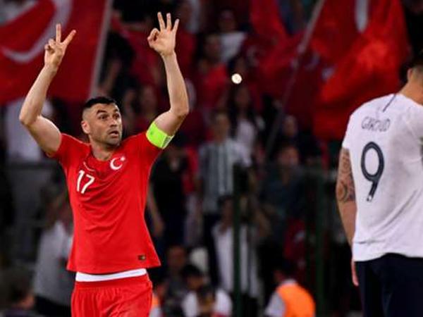 EgorStreltsov: Франция — Турция: матч за лидерство в группе.