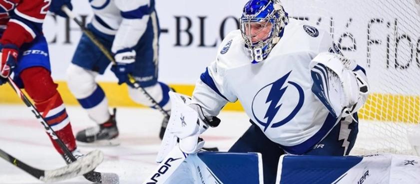 Прогноз на матч НХЛ «Каролина» - «Тампа-Бэй»: неожиданно неудобный соперник