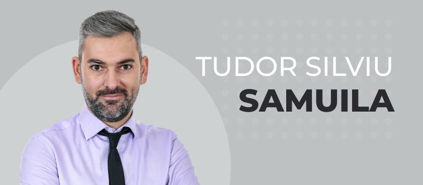 Moderatorul TV Tudor Silviu Samuila se alatura echipei Legalbet!