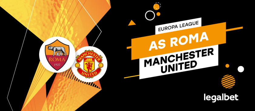 Apuestas y cuotas Roma - Manchester United, Europa League 2020/21