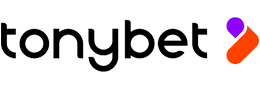 The logo of the bookmaker TonyBet - legalbet.uk