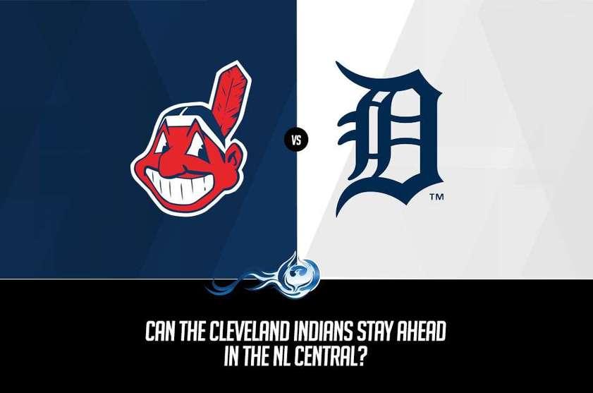 MLB: Indians vsTigers ожидается сушняк)