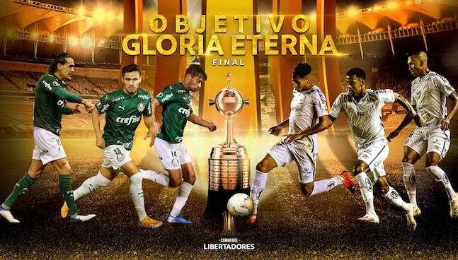 Palmeiras - Santos, a treia finala 100% braziliana din istoria Copei Libertadores