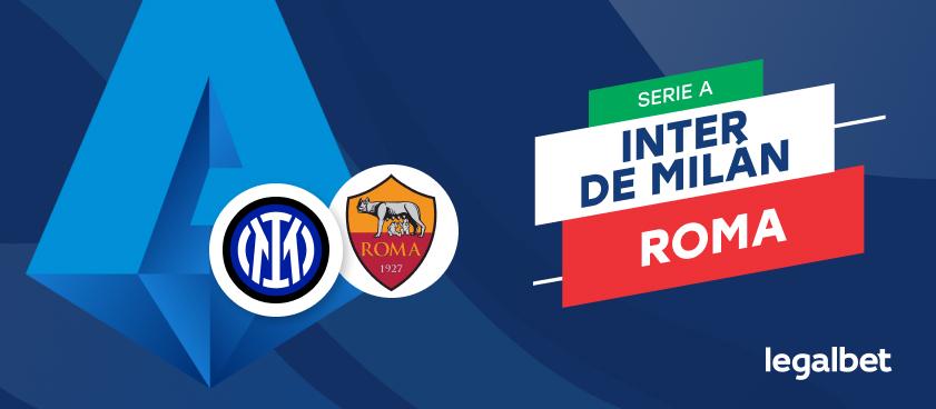 Apuestas Inter de Milán - Roma