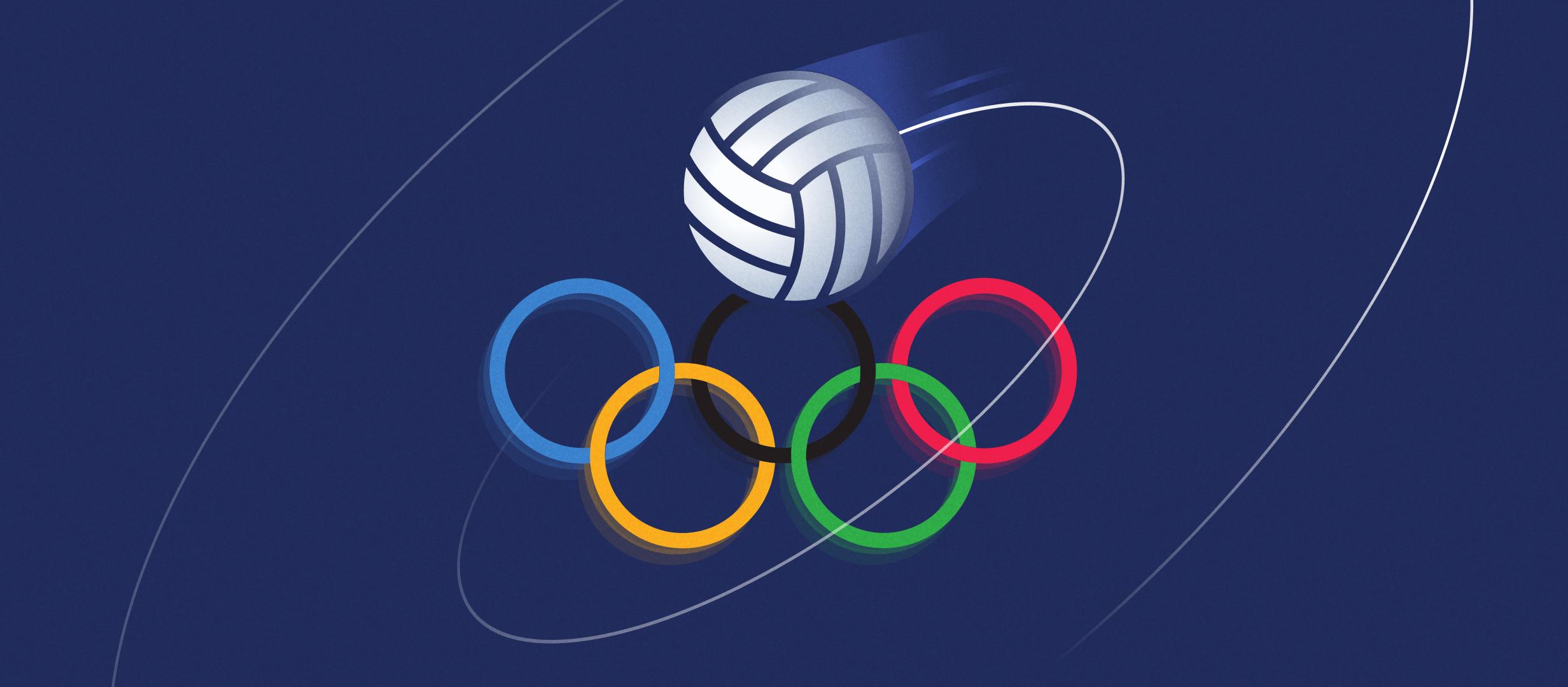 Мужской волейбол на Олимпиаде-2021 в Токио