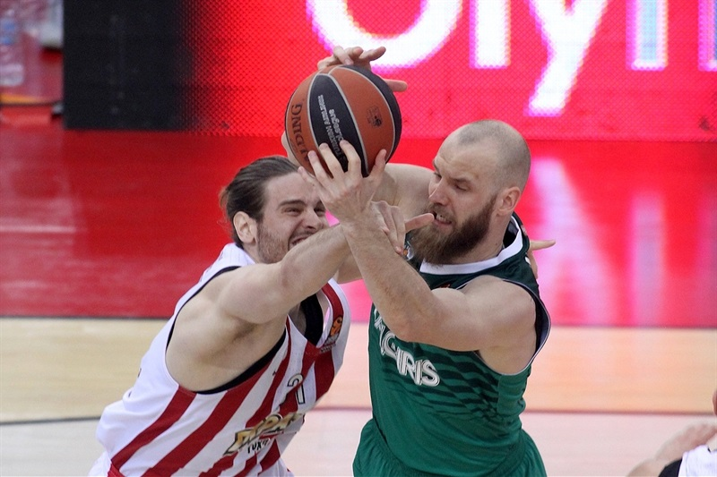 Прогноз на матч Евролиги «Жальгирис» - «Олимпиакос»: Каунас в огне