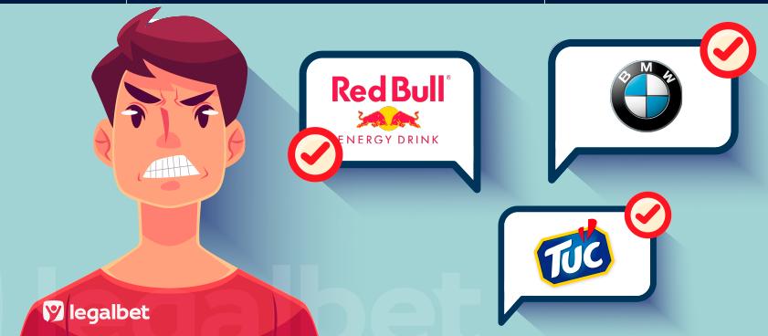 Как BMW и Red Bull «рекламировали» русские прогнозы на спорт