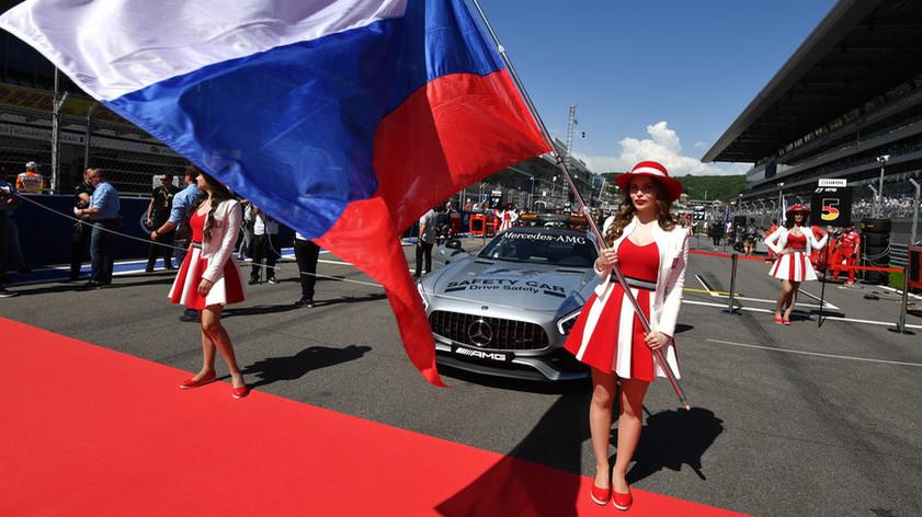Формула-1. Гран-При России-2018: превью этапа и прогноз на квалификацию