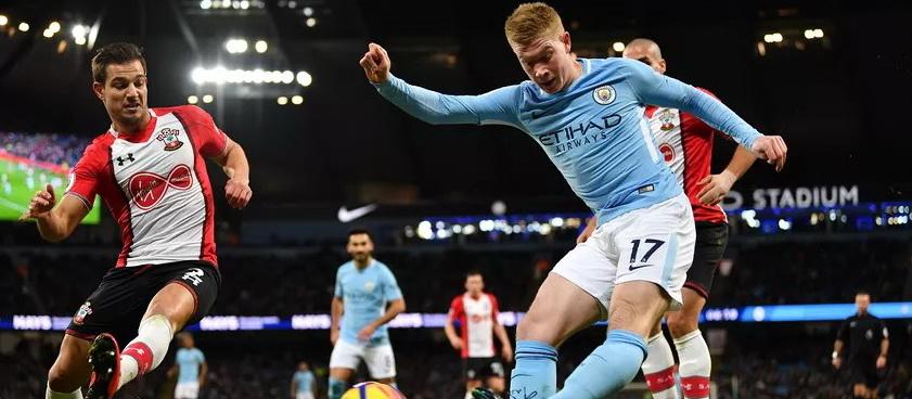 Manchester City - Southampton: Predictii pariuri Premier League