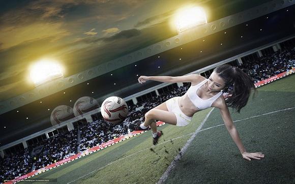 Есть ли логика в женском футболе ?