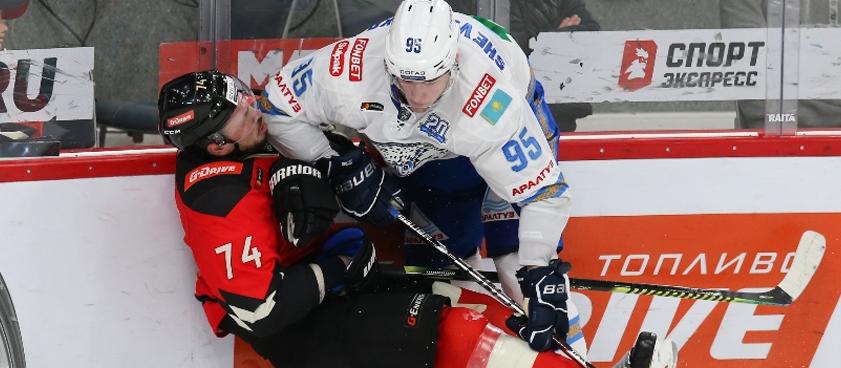Прогноз на матч КХЛ «Торпедо» - «Барыс»: тяжёлое возвращение