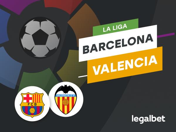 Alexandros: Barcelona - Valencia Ανάλυση αγώνα και προγνωστικά.