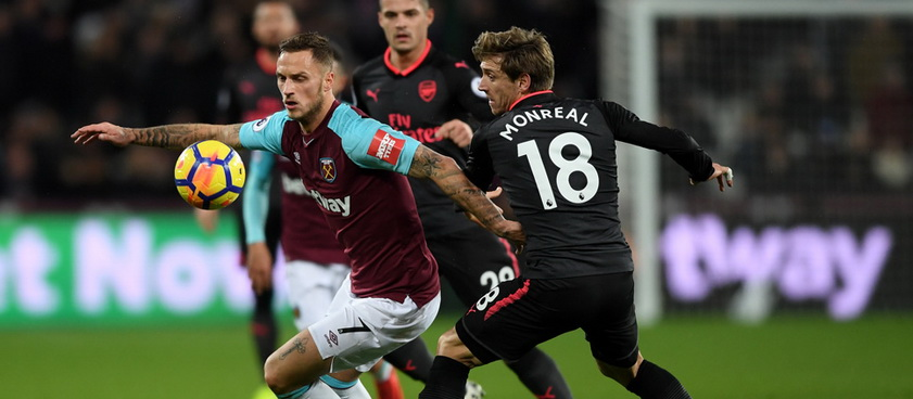 West Ham United - Arsenal: Predictii fotbal Premier League