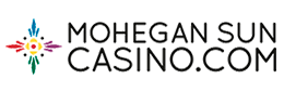 The logo of the sportsbook Mohegan Sun - legalbet.com