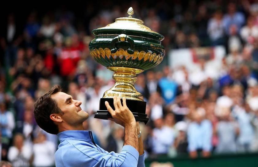 Ставки на 100-ый титул Роджера Федерера в 2018 году