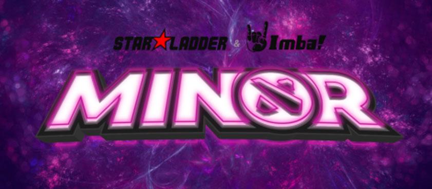 Ставки на StarLadder ImbaTV Dota 2 Minor Season 2: главные фавориты и аутсайдеры