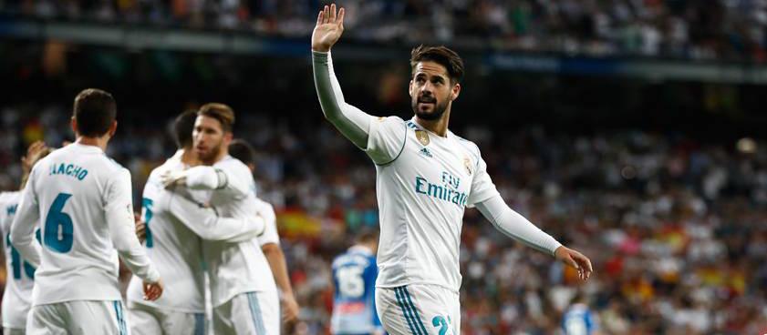 La suerte de los españoles en la Champions League