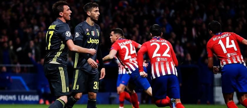 Juventus Torino  - Atletico Madrid: Pronosticuri Liga Campionilor