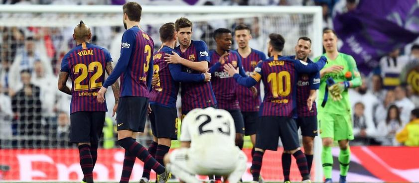 Real Madrid - FC Barcelona. Pronosticuri Pariuri Primera Division