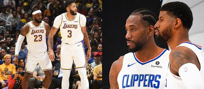 Los Angeles Clippers - Los Angeles Lakers. Ponturi NBA