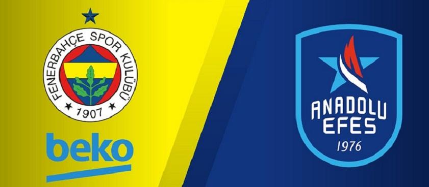 Fenerbahce Beko - Anadolu Efes | Ponturi Baschet Euroliga Final Four