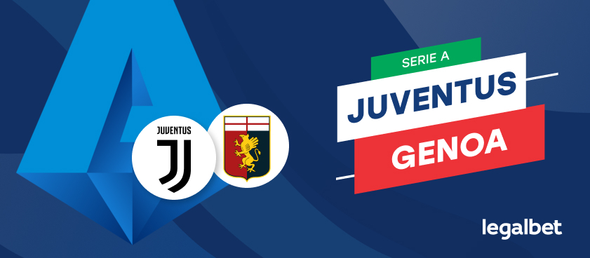Apuestas y cuotas Juventus - Genoa, Serie A 2020/21