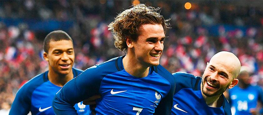 Товарищеские матчи. Сборные. Франция - Исландия. Прогноз на матч