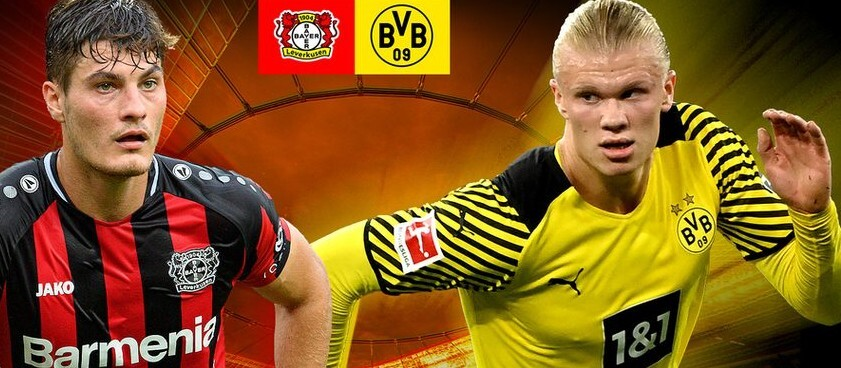 Pariuri si cote pentru Leverkusen vs Dortmund, meci din Bundesliga