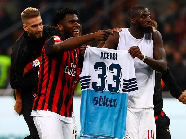 "B@RB@ROSS@: Кубок Италии. ""Милан"" - ""Лацио""."