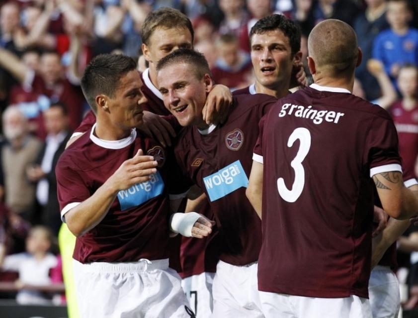 Прогноз на матч «Хартс» - «Инфонет»: победа шотландцев