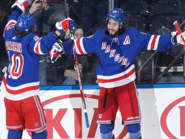 Константин Федоров: Прогноз на матч НХЛ «Блю Джекетс» — «Рейнджерс»: битва за место около плей-офф.