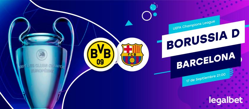 Previa Borussia Dortmund - FC Barcelona, Champions League 2019