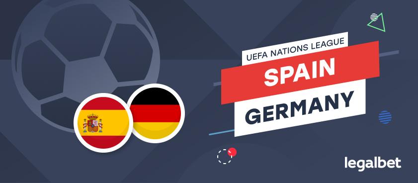 Spain vs. Germany: Winner Takes All in Group 4