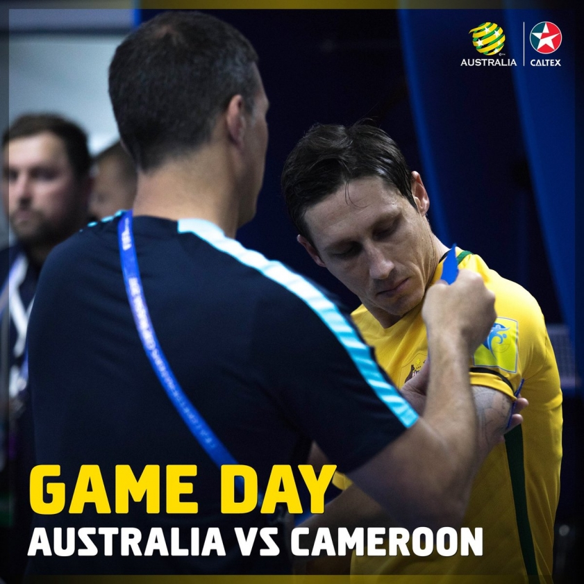 Камерун - Австралия