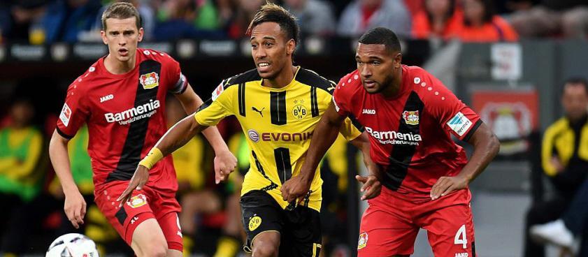 Bayer Leverkusen - Dortmund. Pontul lui Wallberg