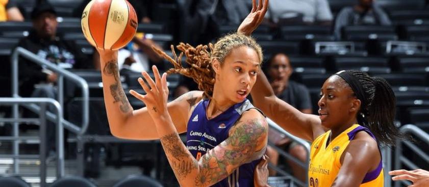 «Финикс Меркури» - «Лос-Анджелес Спаркс»: прогноз на регулярный сезон WNBA