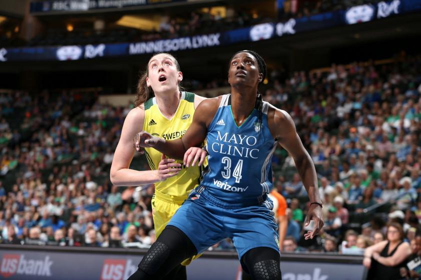 «Миннесота Линкс» - «Сиэттл Шторм»: прогноз на регулярный сезон WNBA