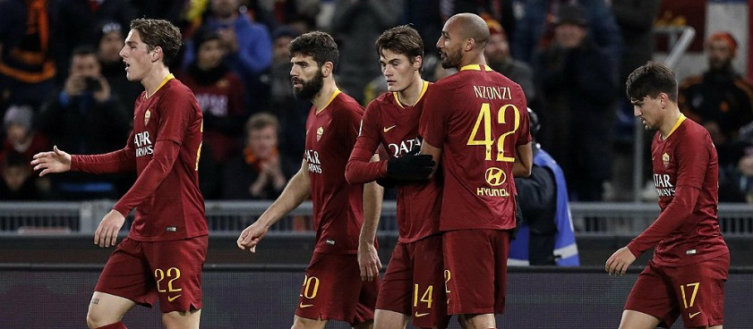 Sassuolo - AS Roma   Ponturi Fotbal Serie A