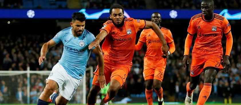 Olympique Lyon - Manchester City. Predictii sportive Liga Campionilor