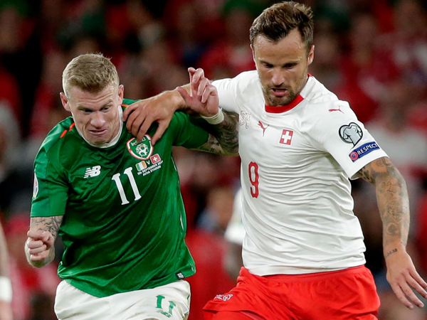 Максим Погодин: Швейцария – Ирландия: прогноз на матч отбора Евро-2021. Дублин ждет.