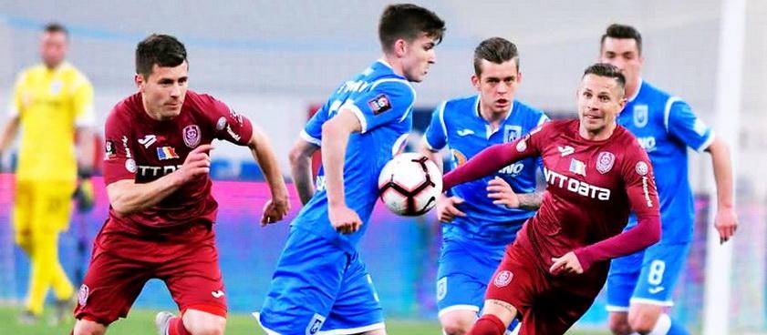 CFR Cluj - Universitatea Craiova. Pronosticuri Liga 1 Betano (play-off)