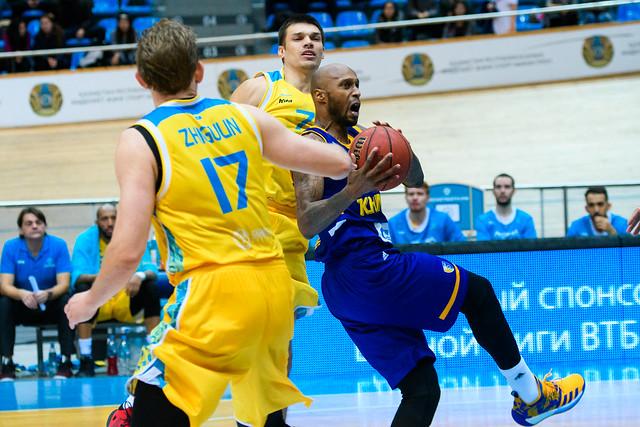 «Химки» - «Астана»: прогноз на матч плей-офф Единой Лиги ВТБ. Распределение сил