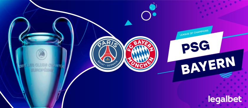2020 Champions League: THE FINAL!