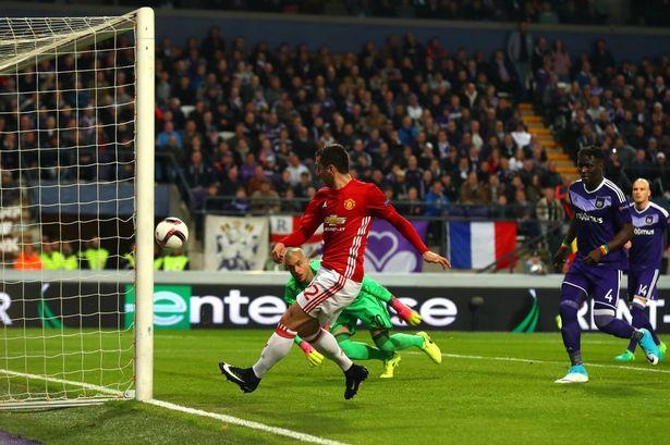 Manchester United - Anderlecht, capul de afis al serii in Europa League
