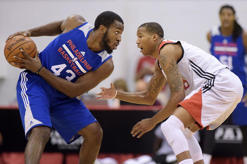 NBA Summer League. Летняя Лига. Прогноз на матч «Филадельфия» - «Вашингтон»